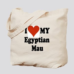 Egyptian Mau Tote Bag