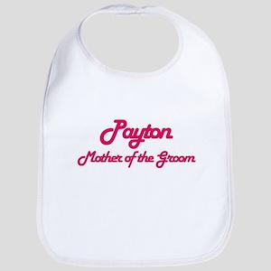 Payton - Mother of Groom Bib