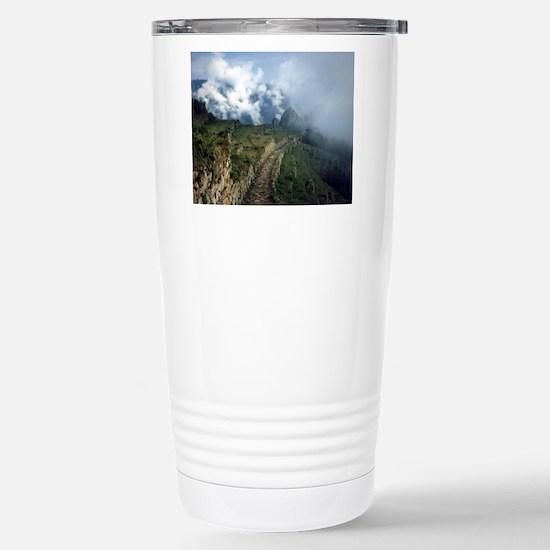 MISTY MACHU PICCHU Stainless Steel Travel Mug