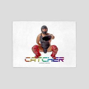 Catcher 5'x7'Area Rug