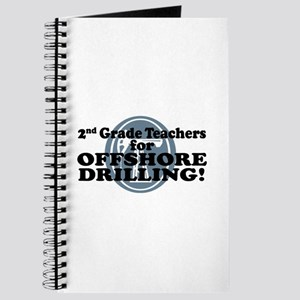2nd Grade Teachers For Offshore Drilling Journal