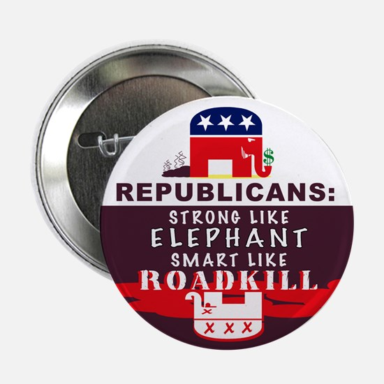 "Republican Decoy 2.25"" Button"
