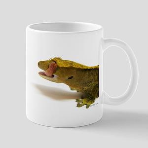 Crested Gecko eye lick Mug