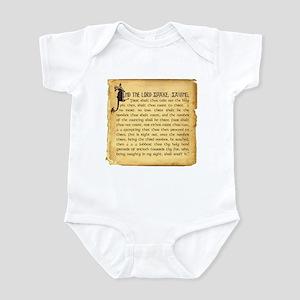 Holy Grenade Infant Bodysuit