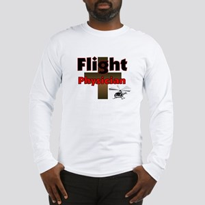 MORE Flight Nurse Long Sleeve T-Shirt