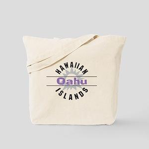 Oahu Hawaii Tote Bag