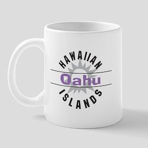 Oahu Hawaii Mug