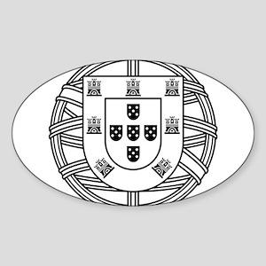 Portugal Brasão Sticker
