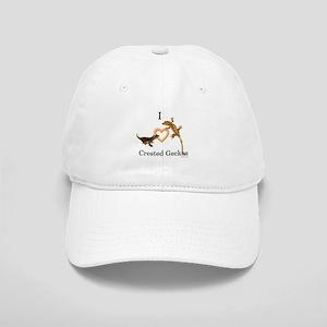 I Love Crested Geckos Cap