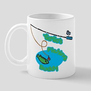 YiaYia's Fishing Buddy Mug