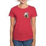 Clumber Spaniel Women's Dark T-Shirt