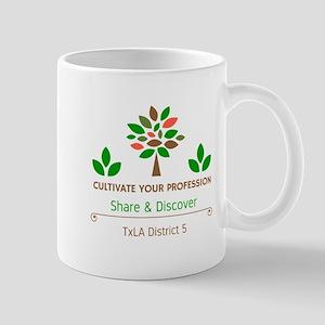 Cultivate Your Profession 11 oz Ceramic Mug