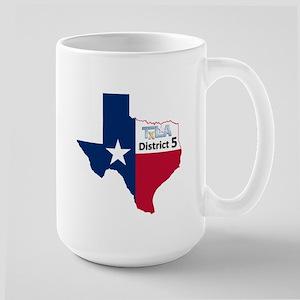 District 5 Logo Mugs