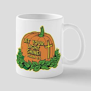 LET YOUR LIGHT SHINE (PUMPKIN) Mug