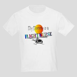 MORE Flight Nurse Kids Light T-Shirt