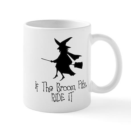 If the Broom Fits Mug