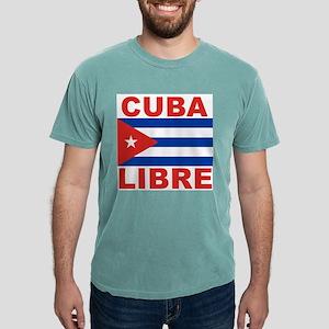 Cuba Libre Free Cuba Ash Grey T-Shirt