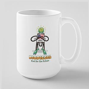 Robo processor Large Mug