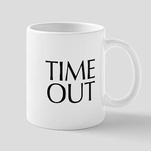 Time Out McCain Mug
