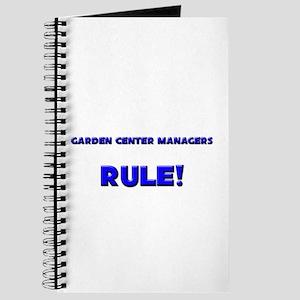 Garden Center Managers Rule! Journal