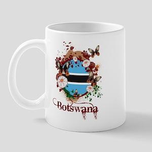 Butterfly Botswana Mug
