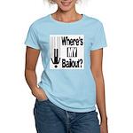 Bailout? Women's Light T-Shirt