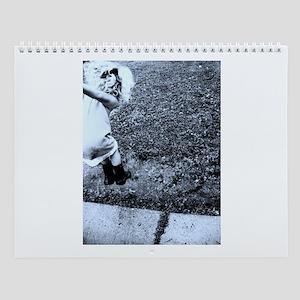 Rainy Day Wall Calendar