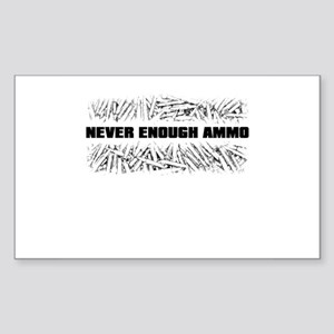 Get Ammo Rectangle Sticker