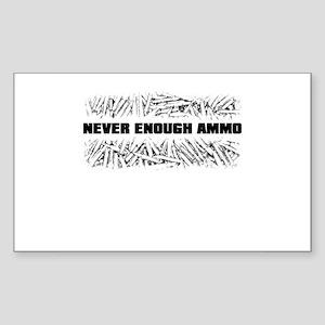 Get Ammo Rectangle Sticker