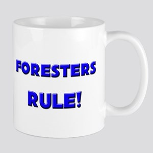 Foresters Rule! Mug
