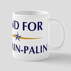 BEND for McCain-Palin Mug