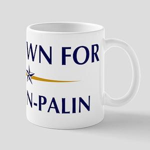 BAYTOWN for McCain-Palin Mug