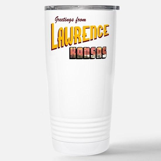 Lawrence Stainless Steel Travel Mug