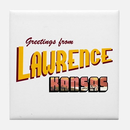 Lawrence Tile Coaster