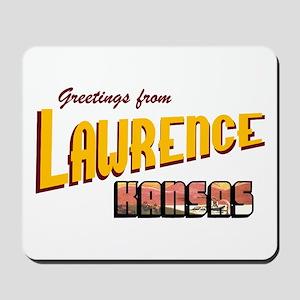 Lawrence Mousepad