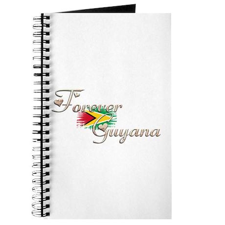 Forever Guyana - Journal