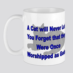 Worshipped as gods Mug