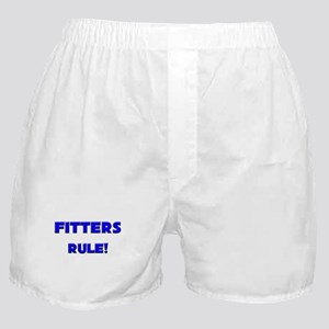 Fitters Rule! Boxer Shorts