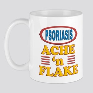 Psoriasis: Ache 'n Flake Mug