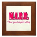 M.A.D.D. Framed Tile