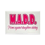 M.A.D.D. Rectangle Magnet