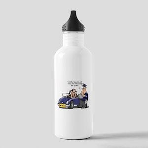 but officer Water Bottle