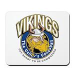 Vikings Mousepad