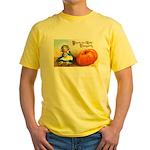 1909 Thanksgiving Yellow T-Shirt