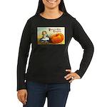 1909 Thanksgiving Women's Long Sleeve Dark T-Shirt