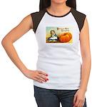 1909 Thanksgiving Women's Cap Sleeve T-Shirt