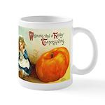1909 Thanksgiving Mug