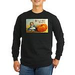 1909 Thanksgiving Long Sleeve Dark T-Shirt