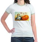 1909 Thanksgiving Jr. Ringer T-Shirt