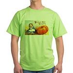 1909 Thanksgiving Green T-Shirt